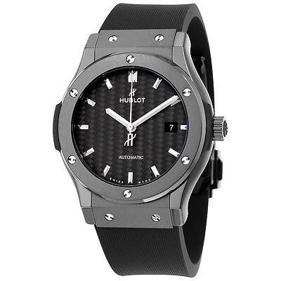Hublot Classic Fusion Automatic Black Dial Mens Watch 542.CM.1771.RX