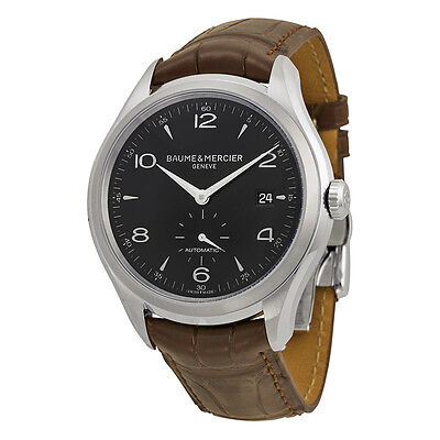 Baume et Mercier Clifton Stainless Steel Mens Watch 10053