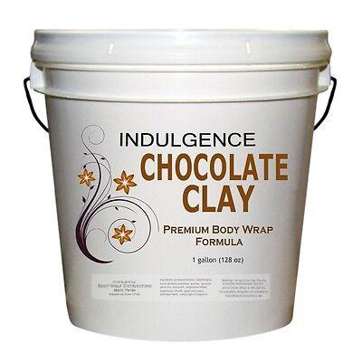 Premium Spa Chocolate Clay Body Wrap Salon Spa Wholesale Direct! - Mud Spa Body Wrap