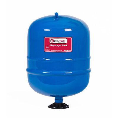 New Utilitech 2-gallon Vertical Pressure Tank