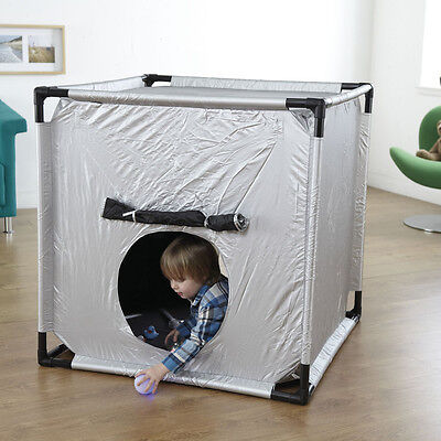 The Dark Den from TTS.  Ideal for Early Years Sensory Stimulation