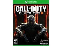 Xbox one - black ops 3