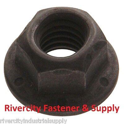 5 58-11 Grade 8 All Metal Flange Lock Nut Wiz Nuts 58 X 11