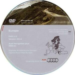 Audi mmi firmware gps Navigation plus Map