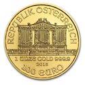 2015 Austria 1 oz Gold Coin