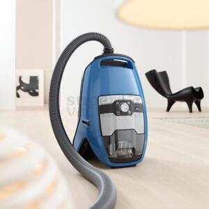 Miele Blizzard Total Care Canister Vacuum (CX1) - Tech Blue