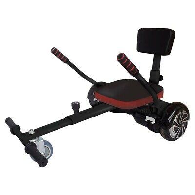 Silla Kart Scooter Brigmton BKART-11 Patin Electrico Universal - Negra