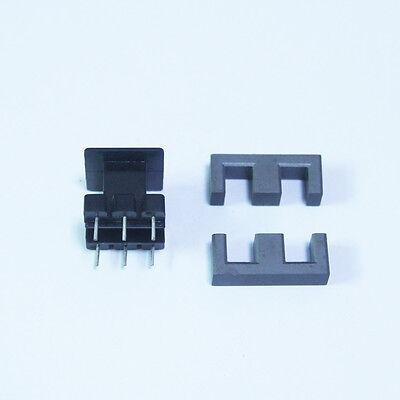 5set E25 Ee25 33pins Ferrite Cores Bobbin Transformer Core Inductor Coil