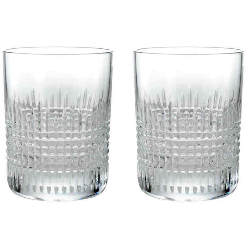 Baccarat Nancy Set of 2 Tumblers 2811581