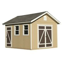 ISO someone to assemble 10x12 shed