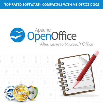 Open Office 2017 Software For Windows And Mac   Ms Office Compatible