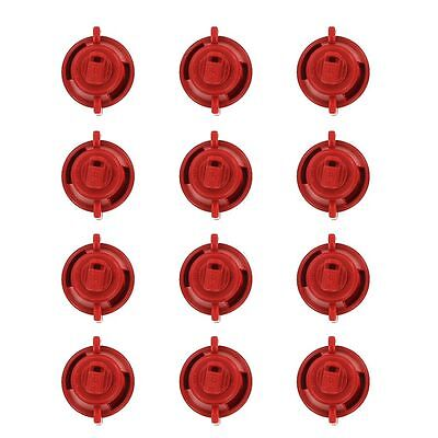 12 Pack - Teejet Turbo Induction Spray Nozzle W Cap Assembly Tti11004vp-ce
