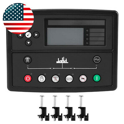 Auto Dse7320 Generator Control Panel For Diesel Generator 1 Year Warranty