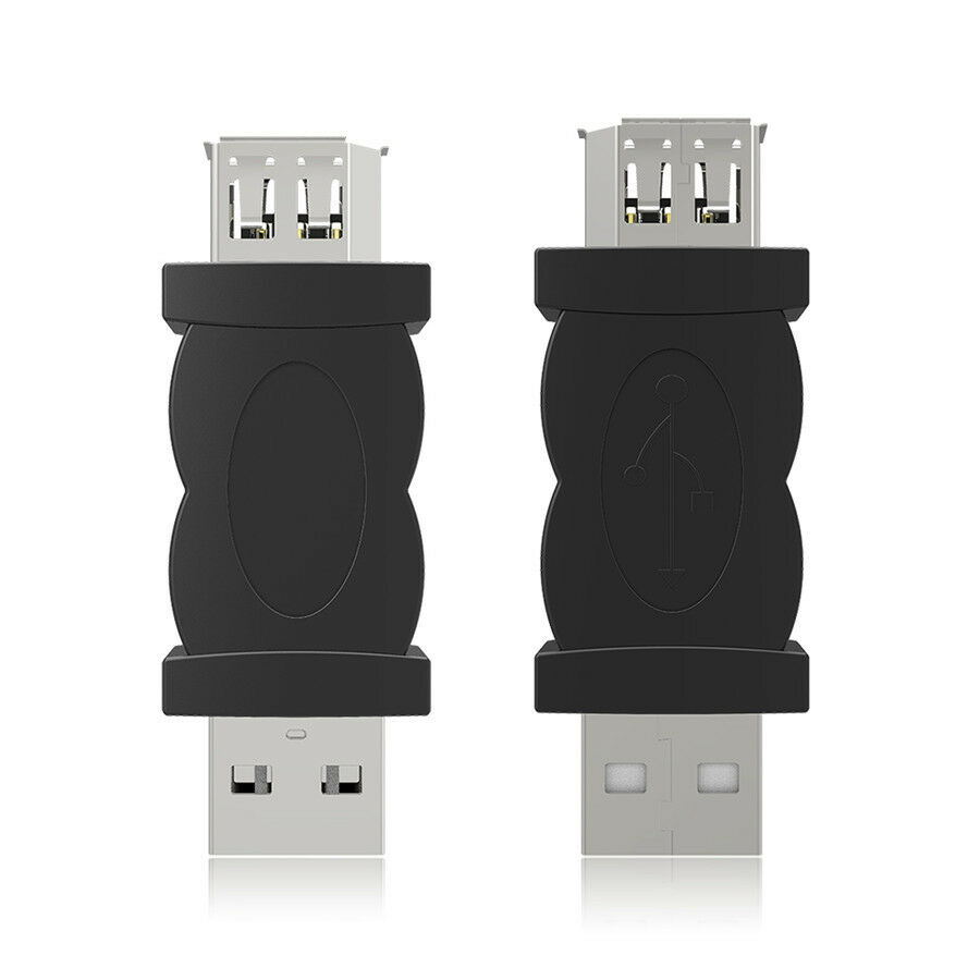 FIREWIRE IEEE 1394 6-Pin Female to USB 2.0 Type A Male Adaptor ...