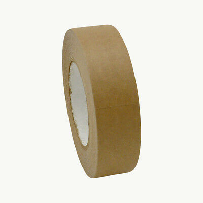 Jvcc Fppt-01 Kraft Flatback Paper Packaging Tape 1-12 In. X 60 Yds. Brown