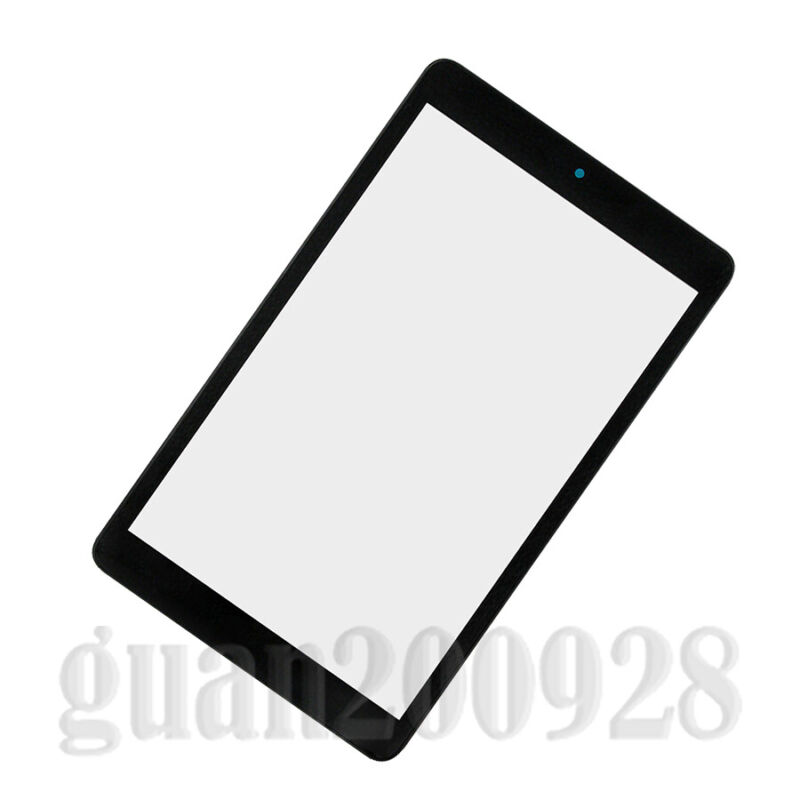 For T-Mobile Alcatel 3T 8.0 Tablet 9027W 2018 Touch Screen Digitizer Frame