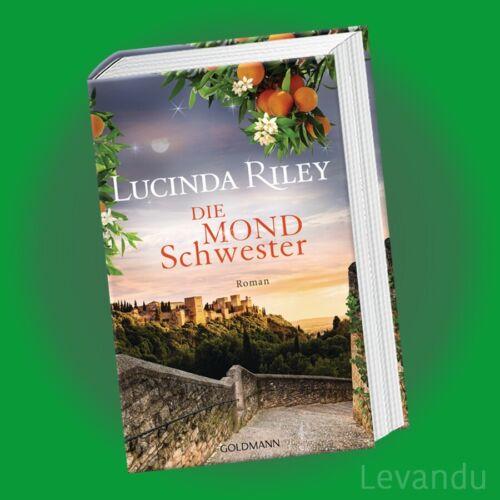 DIE MONDSCHWESTER   LUCINDA RILEY   Roman - Die sieben Schwestern - Band 5