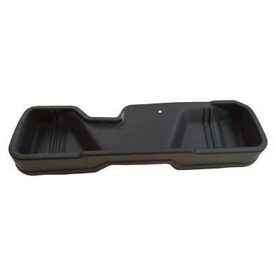 Underseat Storage Box 07- GM Extended Cab HUSKY LINERS 9011 Extended Cab Box