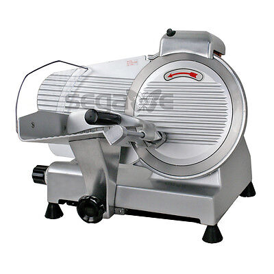 NEW Commercial 240w Electric Meat Slicer 10