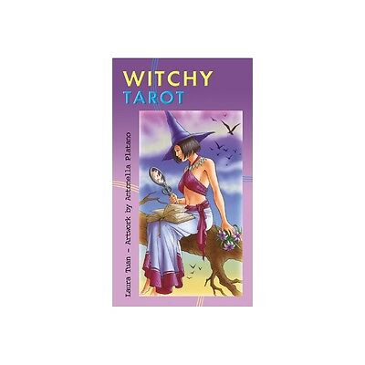 NEW Witchy Tarot Deck Cards Lo Scarabeo