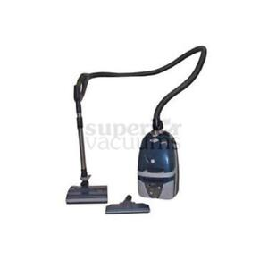 "Lindhaus Aria Platinum Canister Vacuum with 12"" Power Nozzle"