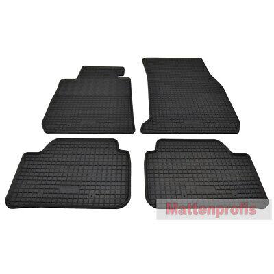 3D Gummi-Fußmatten für BMW 1er E81//E87//F20//F21 Hohe Gummimatten Automatten