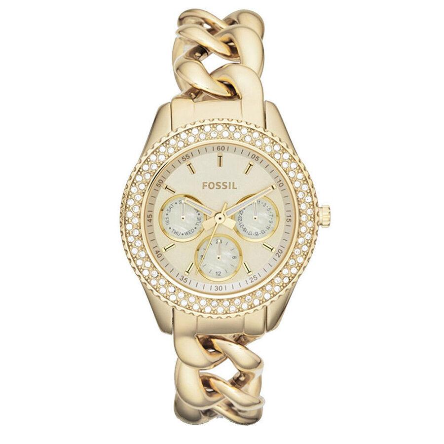 Damenuhren fossil gold  Was sagt die Uhr? - Was ein Fossil-Modell über seinen Träger ...