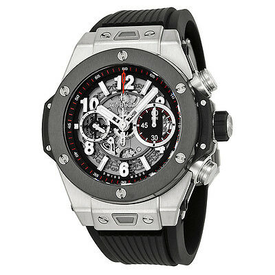 Hublot Big Bang Unico Skeletal Dial Mens Watch 411.NM.1170.RX