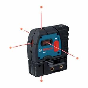 Bosch 5-Point Self-Leveling Alignment Laser (NEW) $179.99