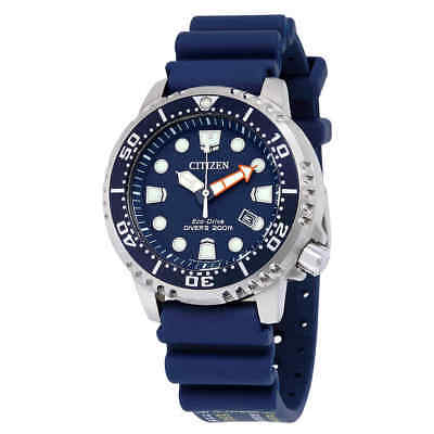 Citizen Promaster Professional Diver 200 Meters Eco-Drive Men's Watch BN0151-09L