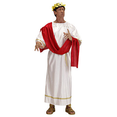 JULIUS CÄSAR HERREN KOSTÜM Karneval Imperator Römer Nero Kaiser Antikes Rom - Kaiser Kostüm