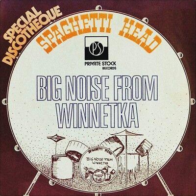 """7"""" SPAGHETTI HEAD Big Noise From Winnetka STEREO/MONO Funk PRIVATE STOCK US 1974"""