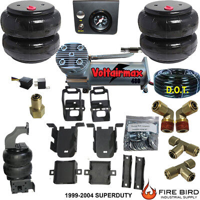 ChassisTech Tow Kit Ford F250 F350 SD 1999-2004 Compressor and E Push  xzx