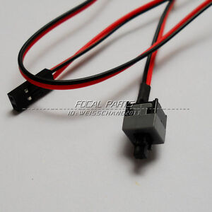 2pcs Computer Motherboard Power Cable Switch On/Off/Reset Button US SHIP A102