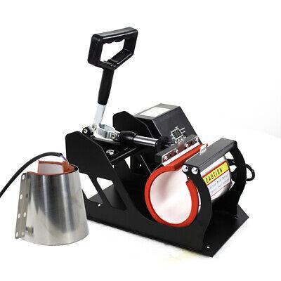 Digital Transfer Sublimation 2in1 Mug Cup Heat Transfer Press Heat Press Machine