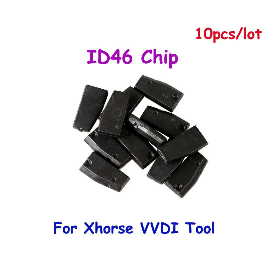 10PCS, 4D 4C Copy Chip for XHORSE VVDI/VVDI2 Key Tool Car Key Blank Chip