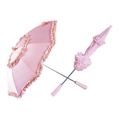 Sonnenschirm Regenschirm Schirm Prinzessin Kostüm Deko 6661 (Kostüm, Sonnenschirm)