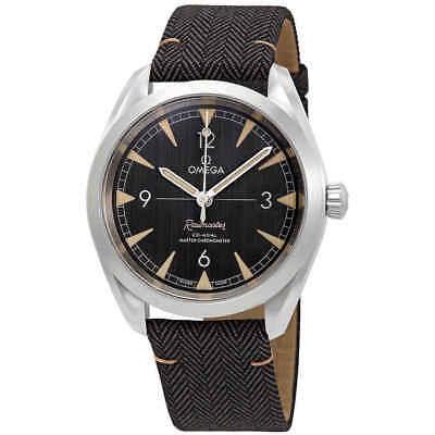 Omega Seamaster Railmaster Automatic Men's Watch 220.12.40.20.01.001