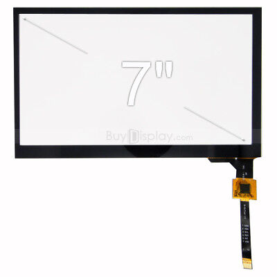 7 Inch Capacitive Touch Panel Screen With Ft5316 Controllerconnector800x480