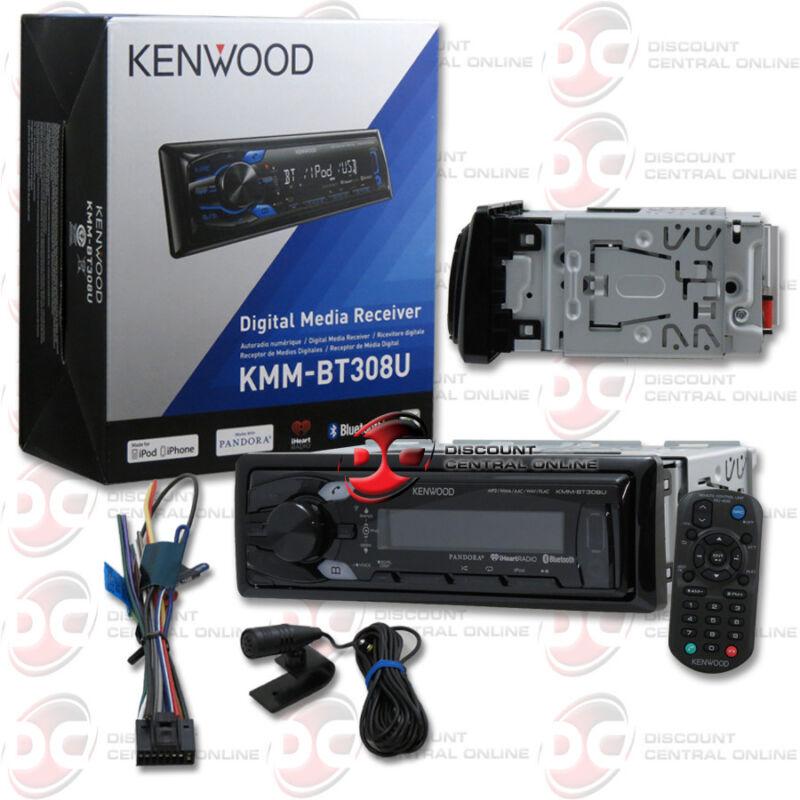 Автомагнитола KENWOOD KMM-BT308U CAR DIGITAL MEDIA STEREO на eBay