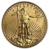 SPECIAL PRICE! 2016 1/10 oz Gold American Eagle Coin Brilliant Uncirculated