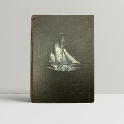 Erskine Childers – The Riddle of the Sands – First UK Edition 1903 - 1st
