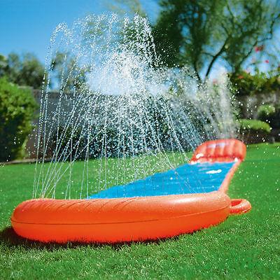Erfrischender Wasserrutschenspaß für den Garten (Foto: Hersteller)