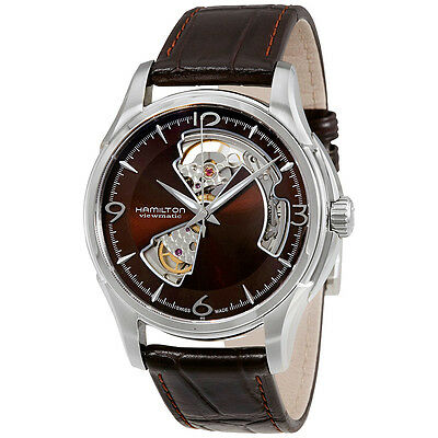 Hamilton JazzMaster Open Heart Mens Watch H32565595