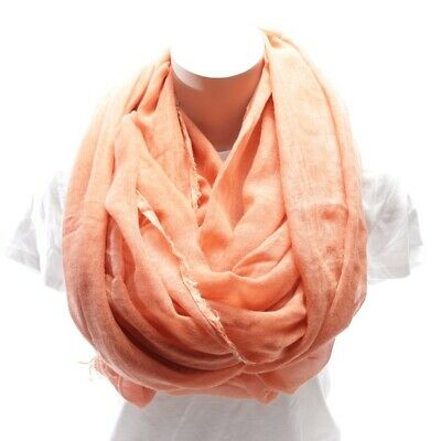 Faliero Sarti Scarf Orange Ladies Accessory Scarf Foulard Écharpe Cloth