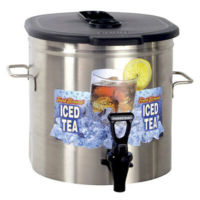 Bunn 37100.0000 Iced Tea Dispenser 3.5 Gallon Urn