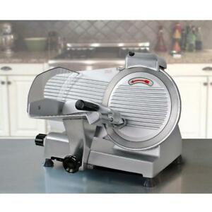 "Commercial Electric Meat Slicer 10"" Blade - FREE SHIPPING"