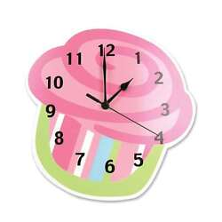 Trend Lab Wall Clock - Cupcake - 108156