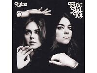 First Aid Kit Concert Tickets for tonight in London!