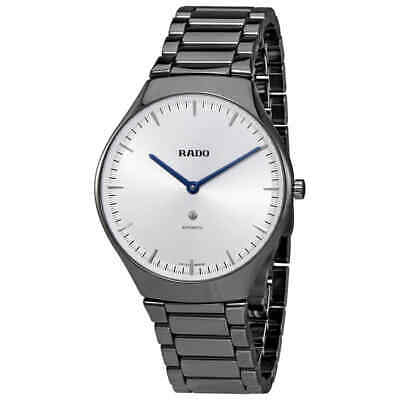 Rado True Thinline L Automatic Silver Dial Men's Watch R27972102